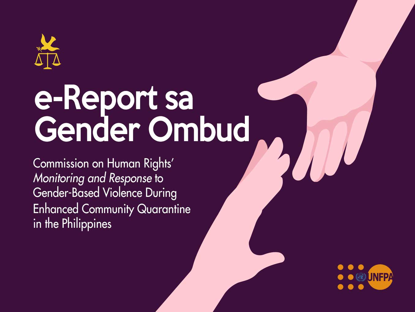 e-Report sa Gender Ombud banner image
